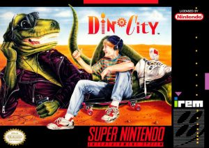 DinoCity - SNES trucchi e password