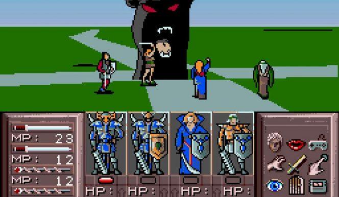 Drakkhen - SNES trucchi e codici videogame