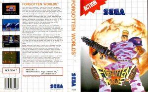 Forgotten Worlds - Master System trucchi