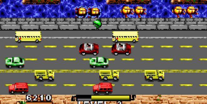 Frogger - SNES trucchi e codici videogame