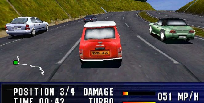 London Racer - PS1 trucchi videogame