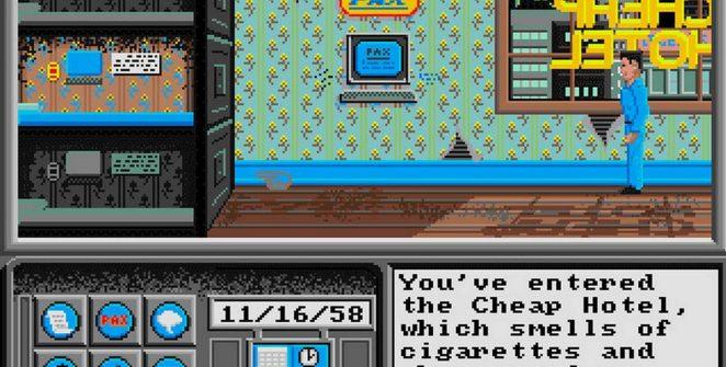 Neuromancer - Amiga soluzione e trucchi videogame