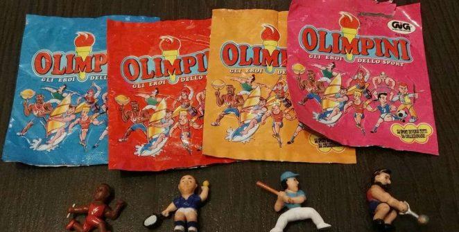 Olimpini - Gli Eroi Dello Sport - GIG