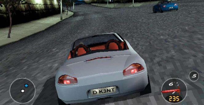 Porsche Challenge - PS1 trucchi videogame
