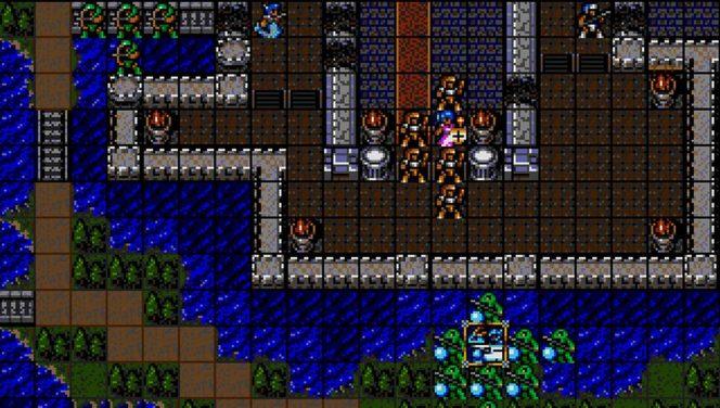 Warsong - Mega Drive trucchi e codici videogame