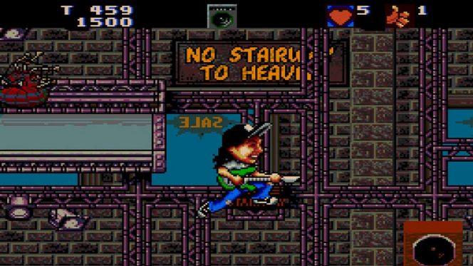 Wayne's World - SNES trucchi e codici videogame