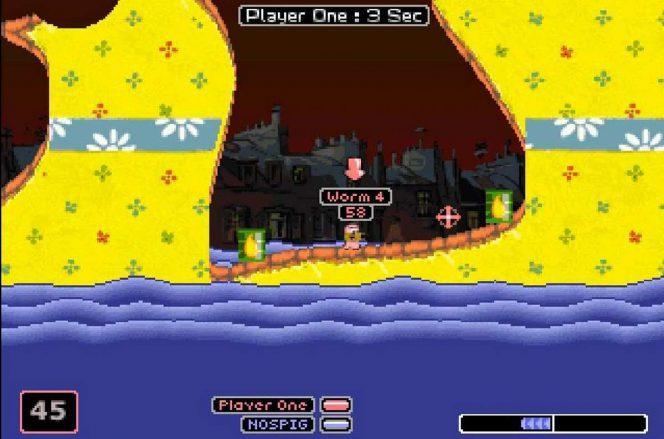 Worms Armageddon - PS1 trucchi e codici videogame