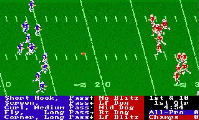 4th & Inches - Amiga codici videogame