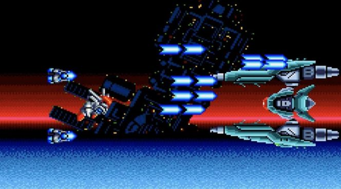 Arrow Flash - Mega Drive codici videogame