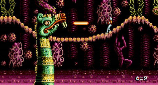 Atomic Runner Chelnov - Mega Drive trucchi videogame