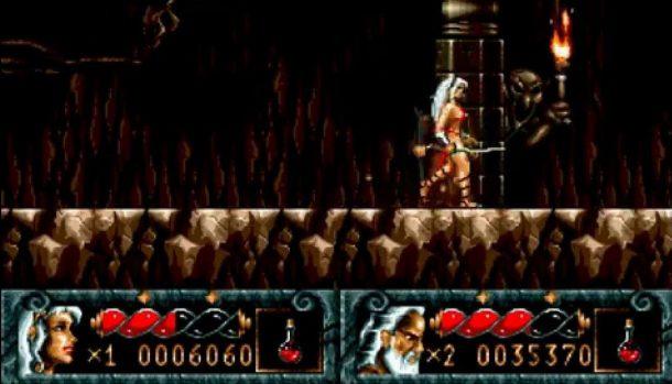 Blades of Vengeance - Mega Drive trucchi videogame