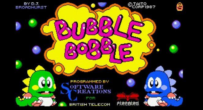 Bubble Bobble - Amiga trucchi e codici videogame