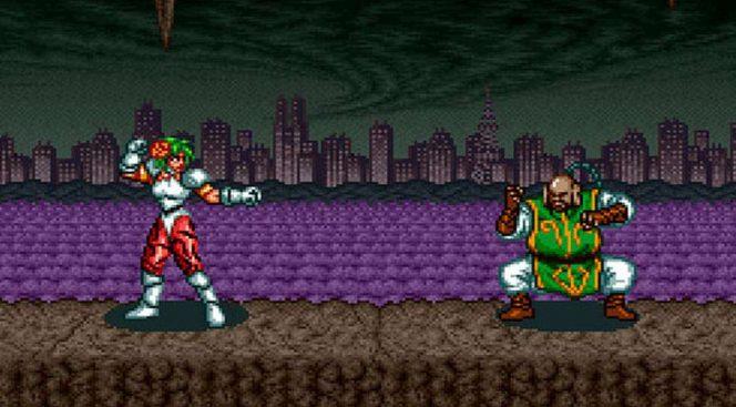 Doomsday Warrior - SNES password e codici videogame