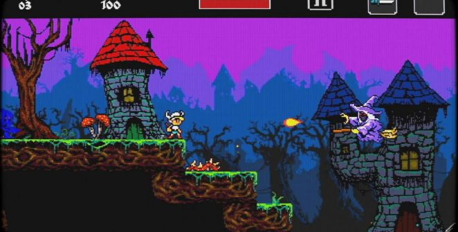 Ghoulboy - Dark Sword of Goblin l'hack'n slash retro su Steam