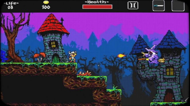 Ghoulboy - Dark Sword of Goblin l'hack'n slash retro su Steam