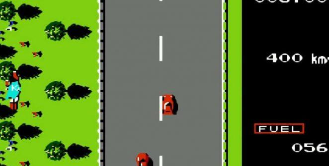 Road Fighter - NES trucchi e codici videogame