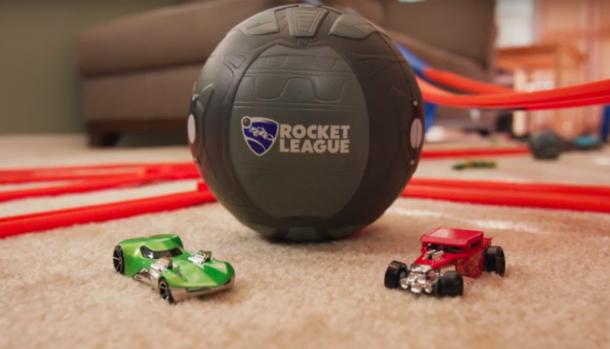 Rocket League arriva nella vita reale grazie a Hot Wheels
