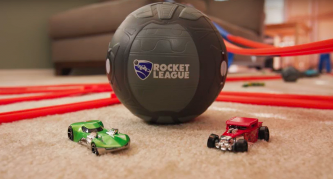 Rocket League arriva nella vita reale grazie a Hot Wheels