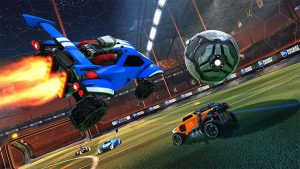 Rocket League versione fisica Hot Wheels