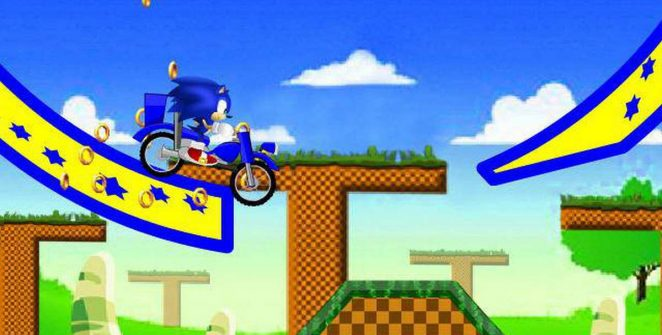 Sonic Ride 2 videogame