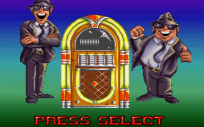 The Blues Brothers - Super Nintendo codici videogame