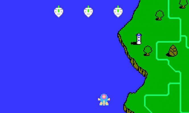 TwinBee - NES trucchi e codici videogame