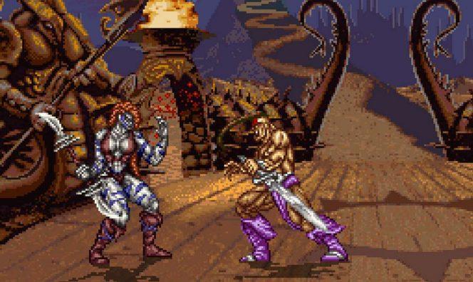 WeaponLord - SNES trucchi e codici videogame