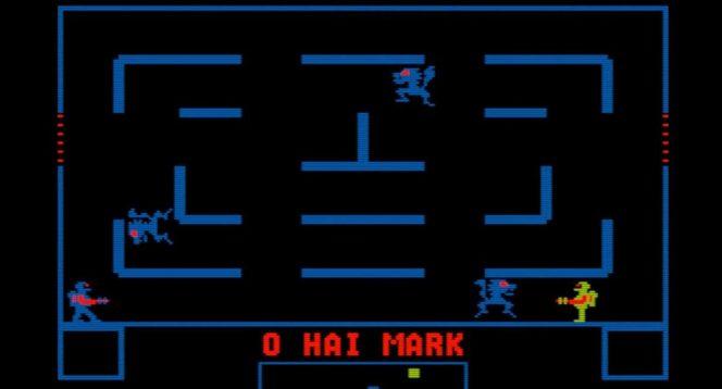 Wizard of Wor, il gioco arcade arriva su NES