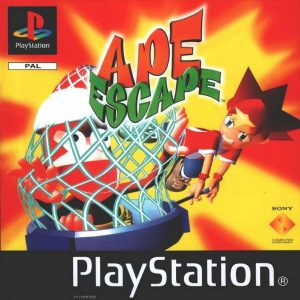 Ape Escape - PS1 trucchi