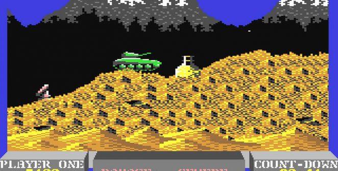 Battle Valley - C64 trucchi e codici videogame