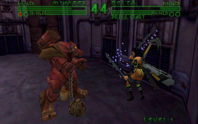 Bio F.R.E.A.K.S. - PS1 trucchi e codici videogame