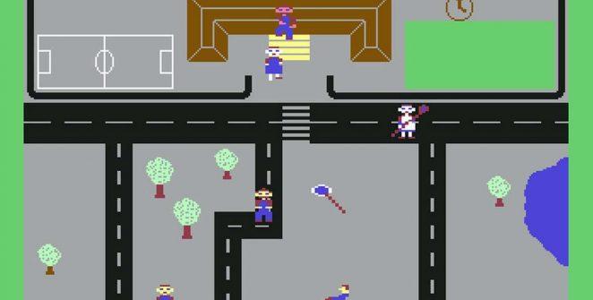 Bionic Granny - Commodore 64 trucchi videogame