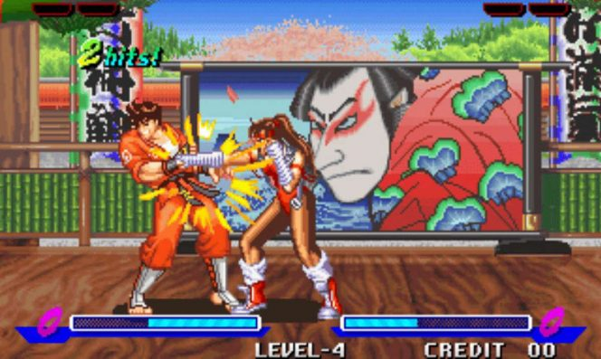 Breakers - Neo Geo trucchi videogame