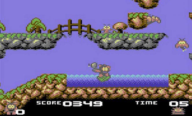 Creatures - C64 trucchi e codici videogame