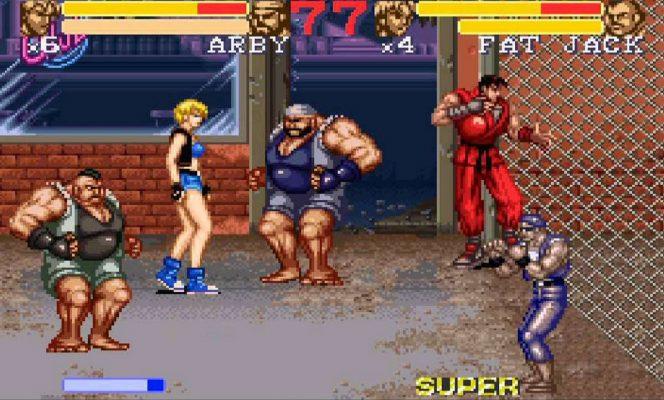Final Fight 3 - Super Nintendo segreti videogame