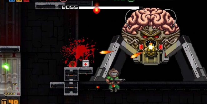 MINI DOOM 2, il fan game 2D è ora realtà