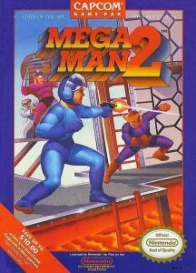 Mega Man 2 - NES password