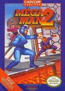Mega Man 2 - NES password
