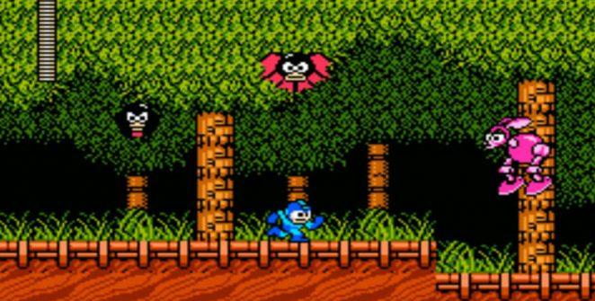 Mega Man 2 - NES password videogame