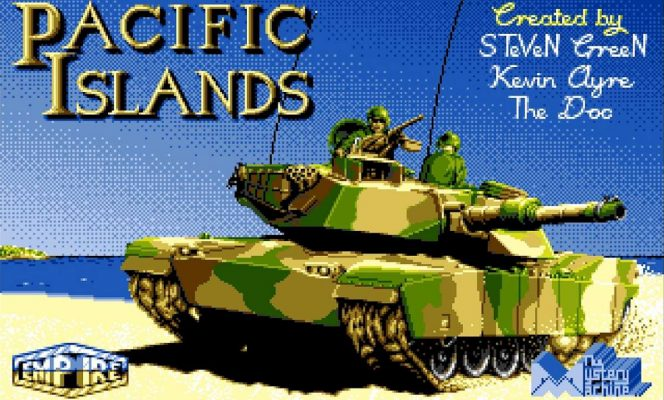 Pacific Islands - Amiga trucchi videogame