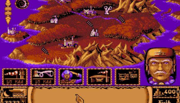 Storm Master - Amiga trucchi videogame