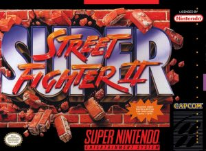Street Fighter II The World Warrior - SNES codici