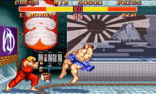 Street Fighter II The World Warrior - SNES codici videogame