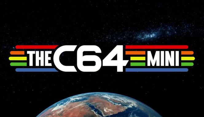 THEC64 Mini, lista giochi del Mini Commodore 64