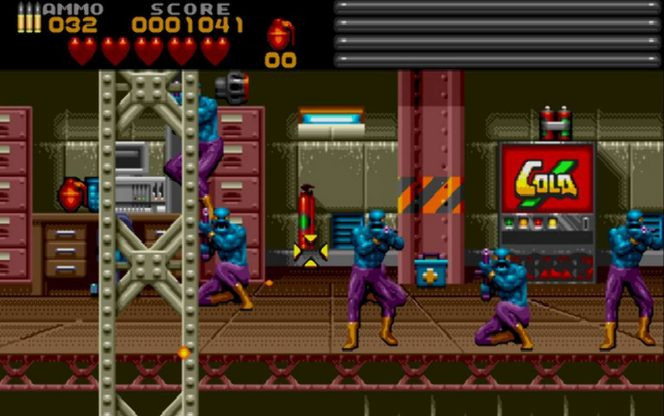 Body Count - Mega Drive trucchi videogame