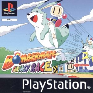 Bomberman Fantasy Race - PS1 trucchi