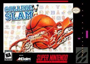 College Slam - SNES trucchi