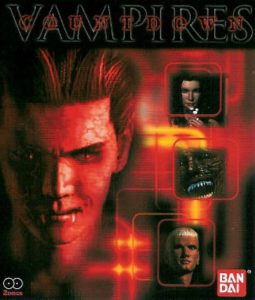 Countdown Vampires - PS1 trucchi