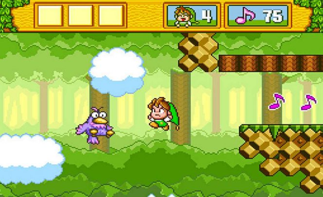 DoReMi Fantasy - SNES password e codici videogame
