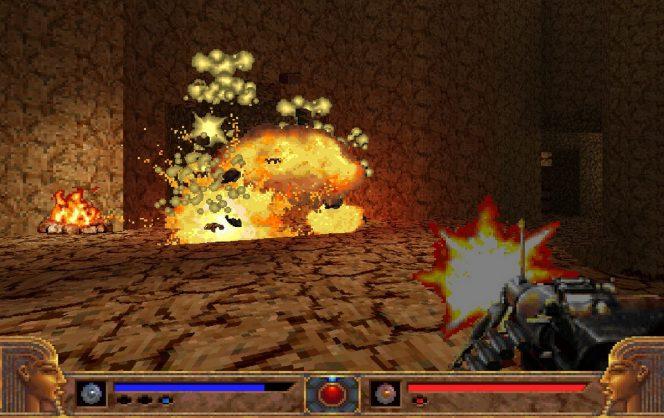 Exhumed - PS1 trucchi e codici videogame